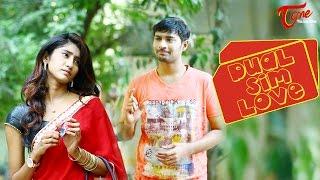 Dual Sim Love    Telguu Comedy Short Film 2017    By Madhu Chandra