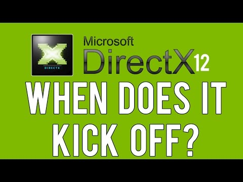When Will DirectX 12 Become Mainstream?