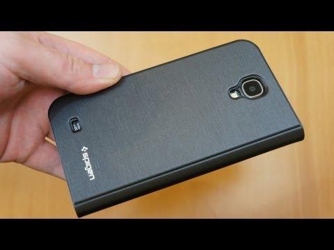 Spigen Slim Wallet Samsung Galaxy S4 Case Review