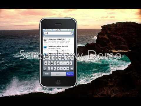 iPhone 4 IOS 4.0.1 T-Mobile MMS Internet and Edge settings (APN Settings)