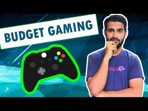 [HINDI] Budget Gaming in 2018!! ft. PS4 Pro