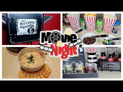 Date Night At Home: Ultimate Movie Night