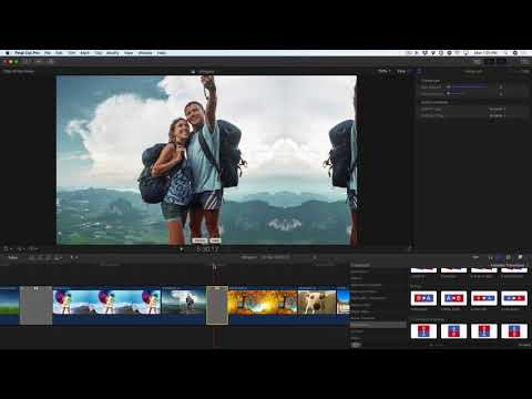 Pans in Whips 2.0 for FCPX