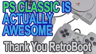 retroarch on playstation classic Videos - 9tube tv