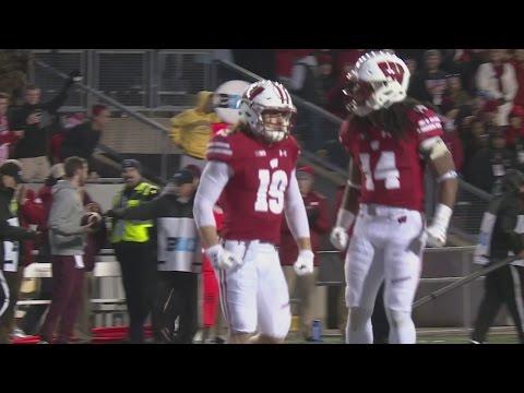 Second half comeback propels Badgers over Minnesota