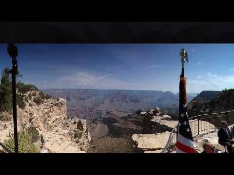 Grand Canyon Naturalization Ceremony