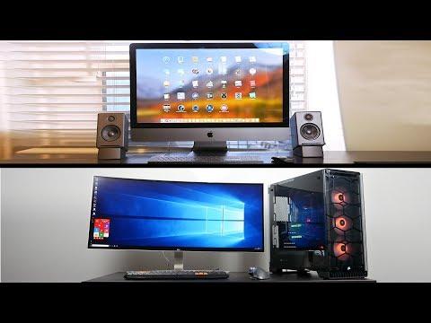 iMac Pro vs $6000 Custom PC