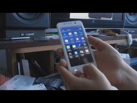 THL W100 - WHITE Android 4.2.1 Phone - UNBOXING