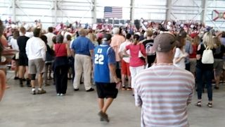 Inside The Trump Florida Rally