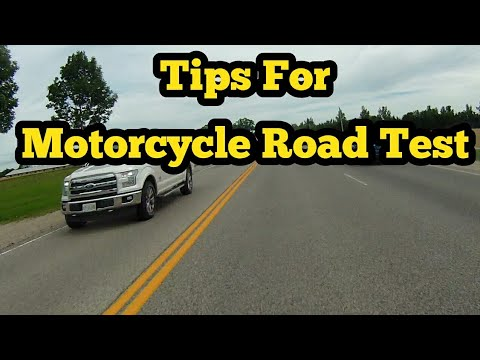 Passed My M Test   Tips For Motorcycle Road Test   MotoVlog
