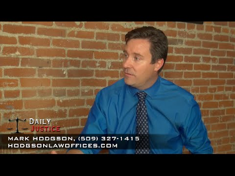 Petty Aspects of Divorce with Spokane Family Law Attorney, Mark D. Hodgson