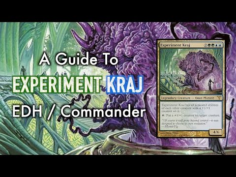 MTG - A Guide to Experiment Kraj Commander / EDH for Magic: The Gathering