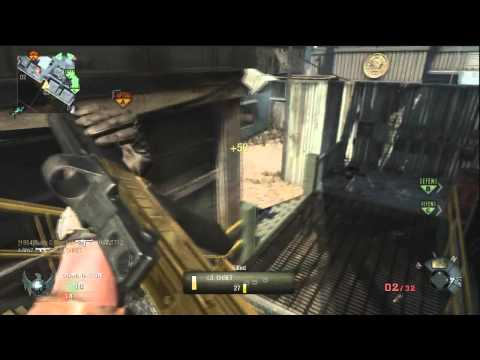 Black Ops: Gold Enfield 50-5 Domination