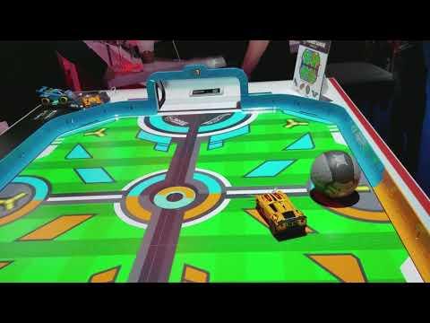 Hot Wheels Brings Rocket League to Your Living Room Floor