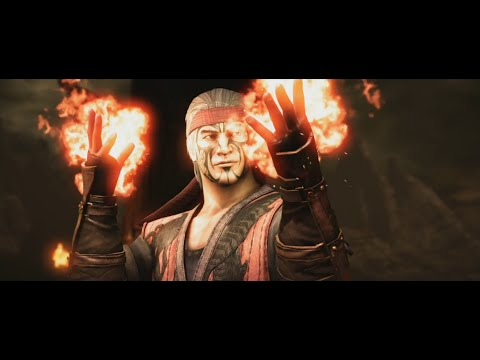 Mortal KOMBAT X- Liu Kang's Second Fatality Splitter