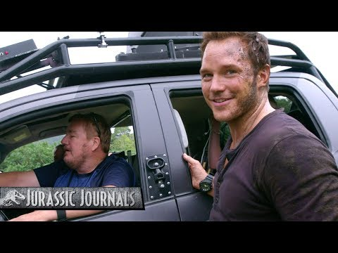 Chris Pratt's Jurassic Journals: Dean Bailey
