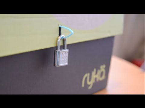 How to make a lock box Ep. 1