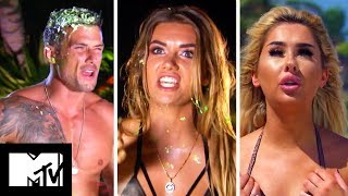 Dominika Smashes Cake In Aaron's Face Over Lies   Ex On The Beach 9
