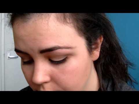 Alex Vause (Orange is the New Black) Make-up Tutorial Part 2