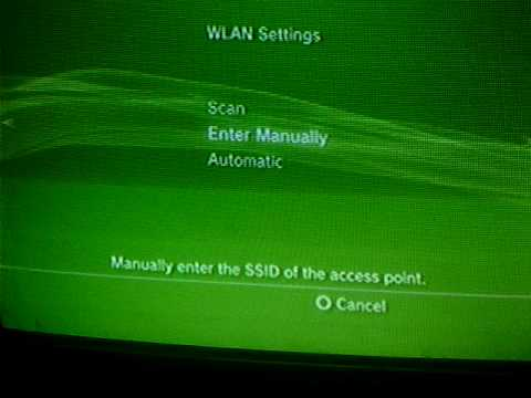 help me with ps3 online wireless