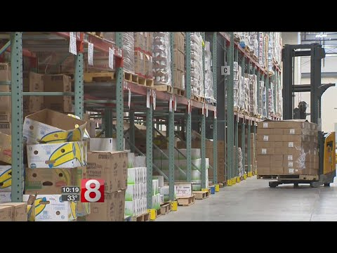 CT Food Bank collecting donations for Thanksgiving dinners