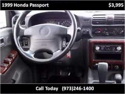 1999 Honda Passport Used Cars LODI NJ