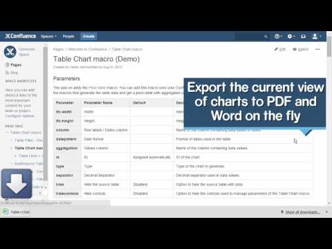 #12 Exporting charts, pivot and filtered tables to PDF and Word