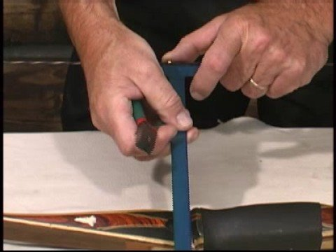 3Rivers Archery Demonstrates How to Install a String Nock