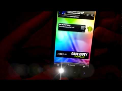 How To Take A Screenshot With Your Htc Sensation 4g
