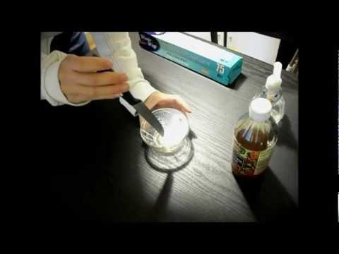 Vinegar Fruit Fly Trap