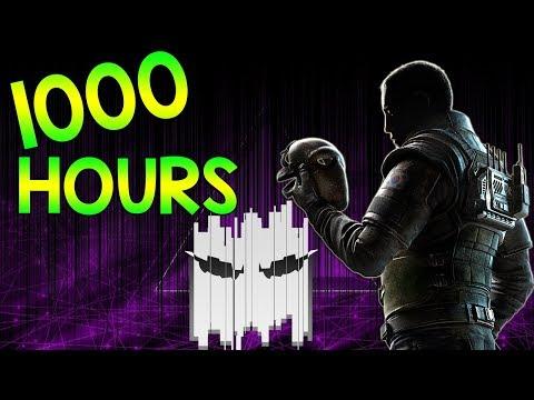 What 1000 Hours of VIGIL Looks Like - Rainbow Six Siege