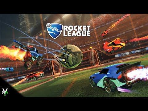 Rocket League: Soccer...WITH CARS!!- RYANT1UM LIVESTREAMS