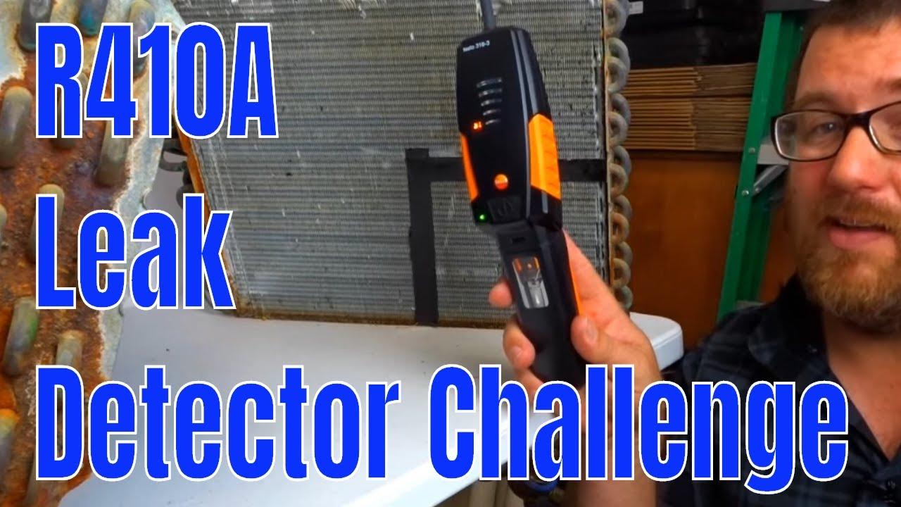 410A HVAC Leak Detector Challenge   FINAL