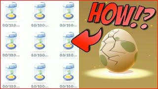 Pokemon Go - ALL 10 KM EGG HATCH - ULTRA RARE EGG HATCHING - How to get 10 Km Eggs