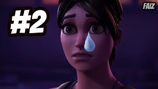 Saddest Moments in Fortnite #2 (TRY NOT TO CRY)