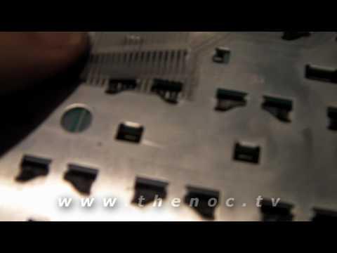 Repairing a malfunctioning laptop keyboard (Unresponsive keys)