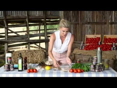 Tomato and Tuna Couscous Salad | Everyday Gourmet S6 E13