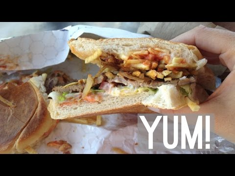 Finding Miami's Best Pan Con Bistec