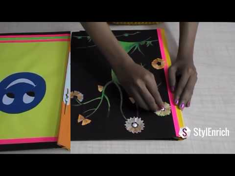 Kids Project Ideas: How to Make Kids Project School File Step by Step