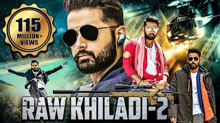 RAW KHILADI 2 (2019) NEW RELEASED Full Hindi Dubbed Movie   NITIN Movies Dubbed in Hindi Full Movie