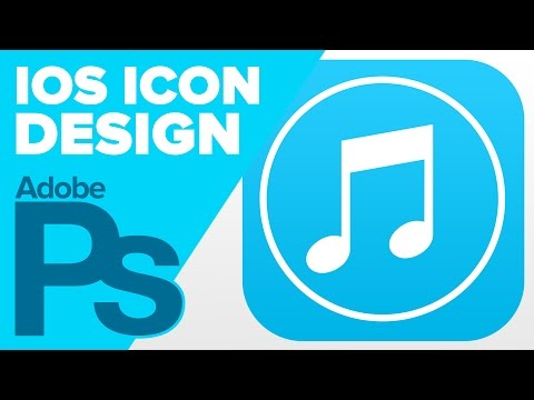How to Create an iOS 7 App Icon in Photoshop