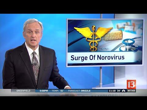 Lafayette norovirus outbreak