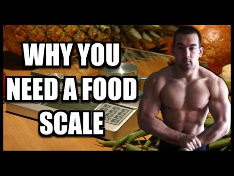 Why You NEED A Food Scale To Track Calories & Macros Properly