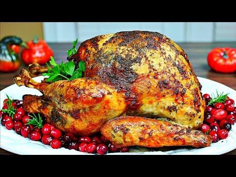 Tender Roasted Turkey Recipe - How to Roast Amazing Turkey