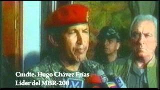 4 DE FEBRERO DE 1992, REBELIÓN CÍVICO MILITAR