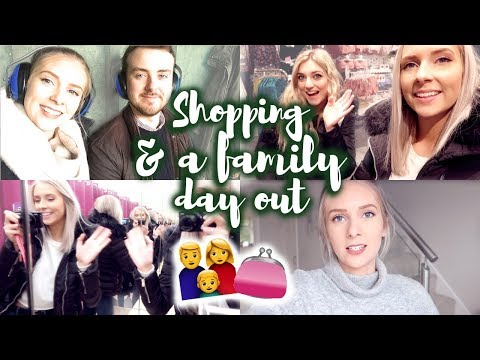 A DAY OUT WITH MY FAMILY 👨👩👧👦Weekly #9