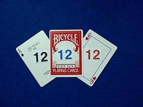 12-12-12 - RAP & AMAZING Card Trick
