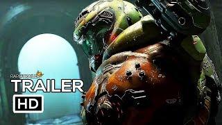 DOOM ETERNAL Official Trailer (E3 2019) Horror Game HD