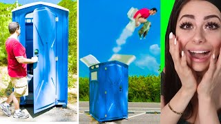 BEST FUNNY PRANKS to Try On Your Friends !