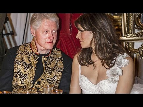 The Women of Bill Clinton!